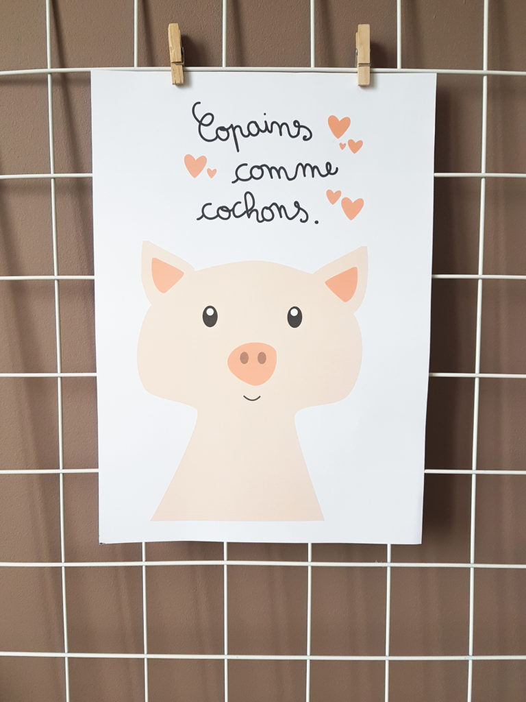 cochon-affiches-make-today-magical